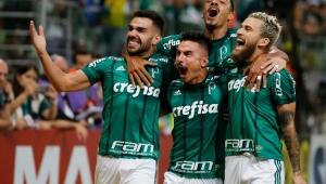 Palmeiras atropela Novorizontino e vai à semifinal do Paulistão