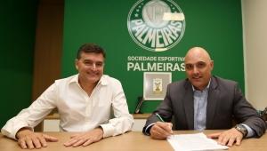 Palmeiras acerta com novo fornecedor de material esportivo