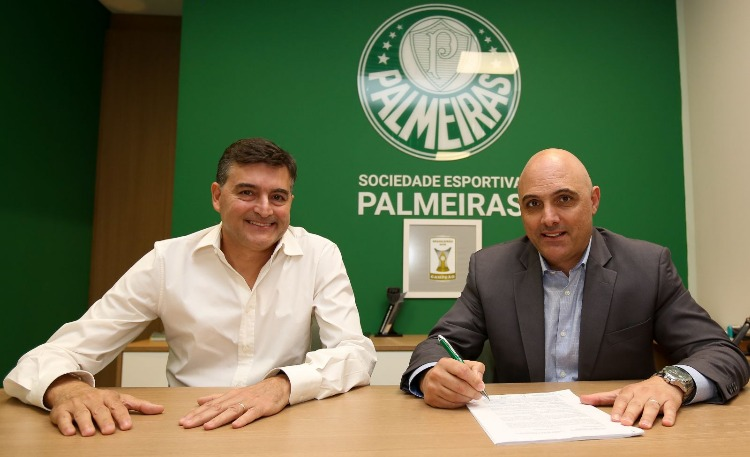 Puma será fornecedora do Palmeiras a partir de 2019