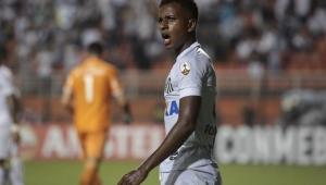 Robinho, Elano e Victor Ferraz desejam boa sorte a Rodrygo no Real Madrid