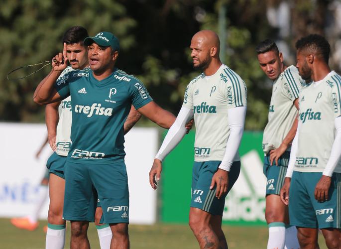 Roger Machado, Palmeiras