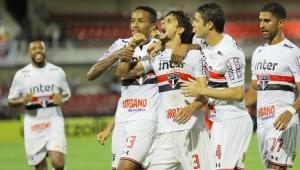São Paulo volta a vencer o CRB e avança com folga na Copa do Brasil