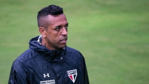 Sidão revela discussão com companheiro durante treino do São Paulo