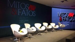 Fórum Jovem Pan Mitos & Fatos – Mobilidade Urbana: acompanhe ao vivo