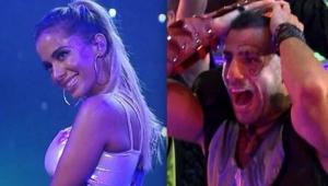 "Anitta defende Kaysar: ""Deixem ele se divertir"""