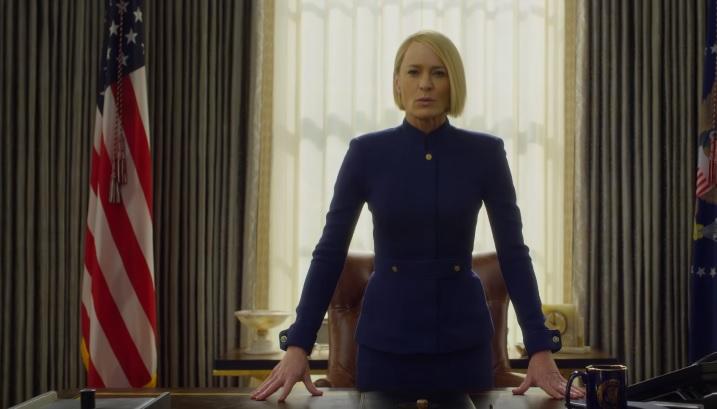 Teaser da última temporada de House of Cards é divulgado pela Netflix