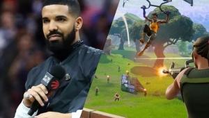 Streamer joga Fortnite com Drake e quebra recorde no Twitch