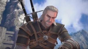 Geralt de Rivia é confirmado em SoulCalibur VI