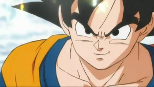 Goku dragon ball super filme