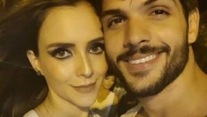 Lucas e Ana Vilela