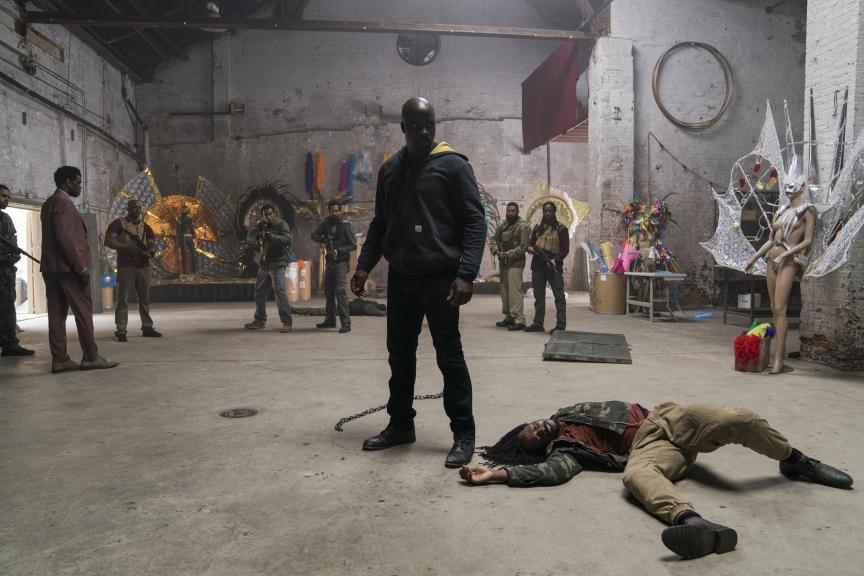 Segunda temporada de Luke Cage ganha data de estreia!