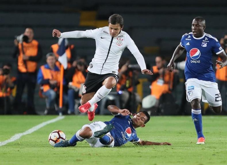 Corinthians destaca importância de ponto conquistado na Libertadores