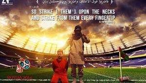 Estado Islâmico divulga nova foto ameaçando Messi na Copa