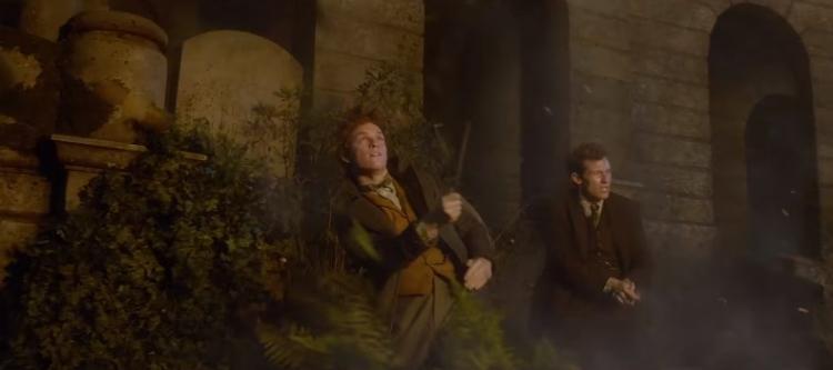 Newt e Theseus Scamander