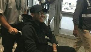 Neymar é tratado a leite com pera