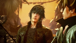 Noctis de Final Fantasy XV chega a Tekken 7 agora em março