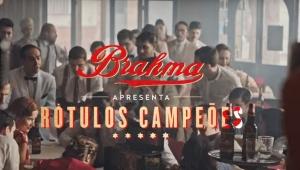 Brahma associa Seleção Brasileira com boas lembranças em campanha nostálgica