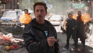 """Sem spoilers, Robert Downey Jr. revela sua cena favorita de """"Vingadores: Guerra Infinita"""""""