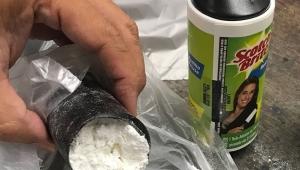 PF prende em Cumbica nigeriano com 34 removedores de pelos cheios de cocaína