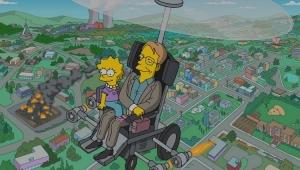 """""""Os Simpsons"""" presta homenagem a Stephen Hawking em novo episódio"""