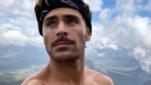 """Zac Efron passou por """"limpeza espiritual"""" após interpretar serial killer"""