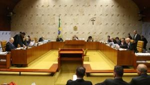 STF retoma julgamento sobre foro privilegiado