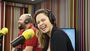 """Ana Paula revela treta com Ayrton: """"ele é meu hater"""""""