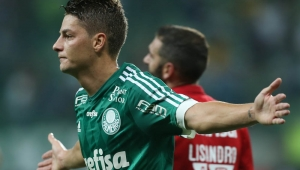 Apesar de passado ruim, Palmeiras tem bom histórico recente contra o Internacional