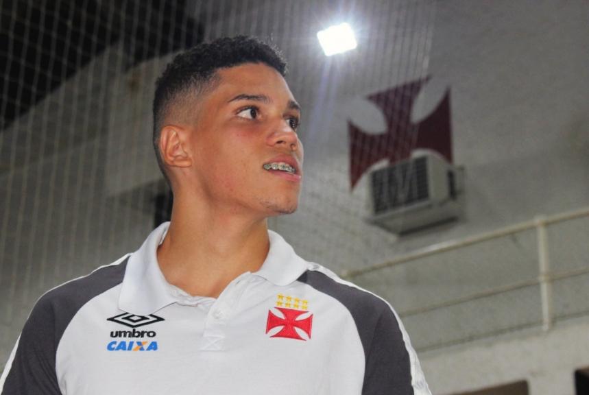 Vasco vendeu Paulinho para Bayer Leverkusen, diz site