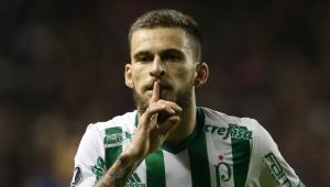 Lucas Lima não participou de nenhum dos gols do Palmeiras em 2019