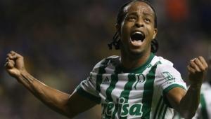 Palmeiras recebe proposta por Keno, mas não quer vender atacante