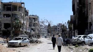 Opaq entra em segundo local de Duma e entrevista testemunhas em Damasco