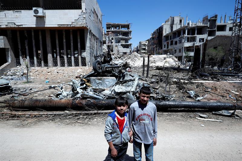 OPAQ confirma que equipe da ONU foi alvo de disparos em Duma, na Síria