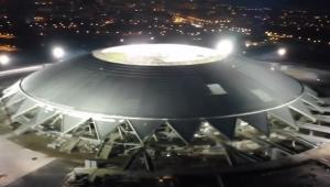 """Brasil pode jogar em estádio com """"inspiração espacial""""; conheça"""