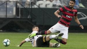 Corinthians começa Copa do Brasil contra Vitória, que parou time invicto em 2017