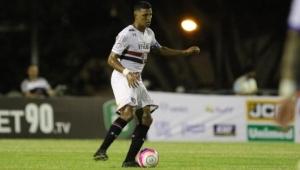 Aderllan deixa São Paulo depois de nove meses e cinco jogos