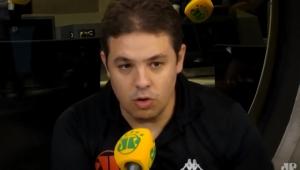 """""""São 4 os candidatos ao título brasileiro"""", afirma Bruno Prado"""