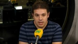 """""""O Corinthians é impressionante"""", elogia Bruno Prado"""