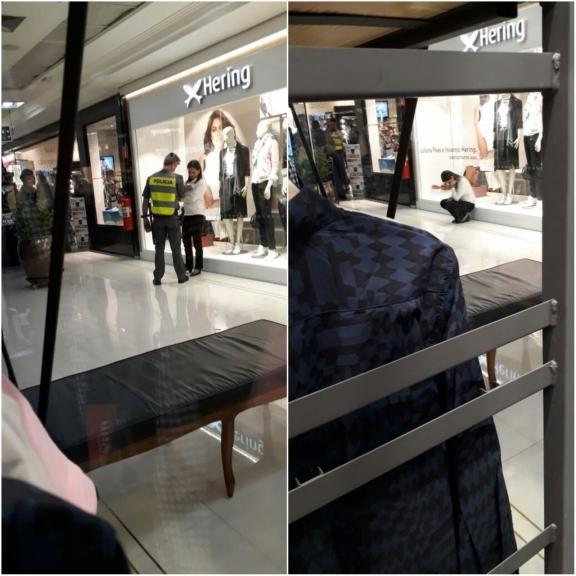 Homem faz reféns dentro de loja no Shopping Pátio Higienópolis