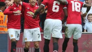 Manchester United vira, vence Tottenham e se garante na final da Copa da Inglaterra