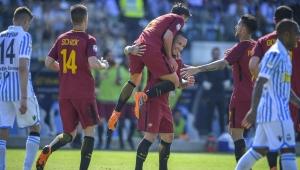 Antes de pegar Liverpool, Roma vence por 3 a 0 e se isola em 3º lugar no Italiano