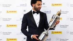 Salah é eleito melhor jogador do Campeonato Inglês