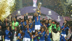 Brasil vence a Colômbia e conquista Copa América Feminina