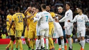Real Madrid, juventus,