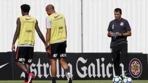 Sem Roger e Emerson, Corinthians pode ter mudanças para encarar o Paraná