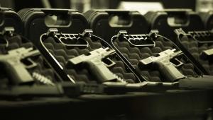 GCM recebe 600 pistolas Glock para reforçar segurança na cidade de SP