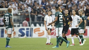 Felipe Melo, Palmeiras, corinthians, campeonato paulista