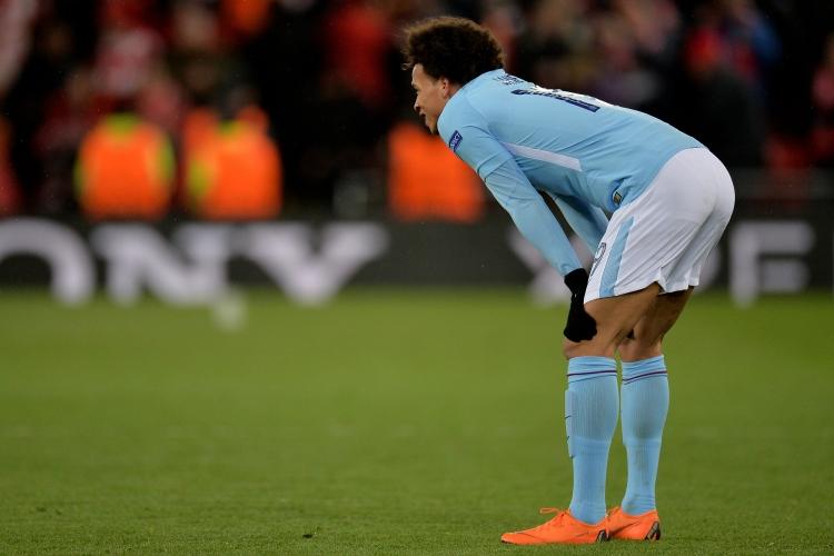 Sané, Manchester City, Liverpool