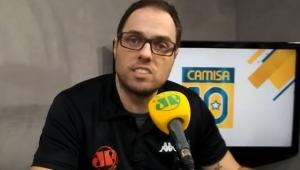 """""""Transferência de Cristiano Ronaldo abala o futebol"""", define Spimpolo"""