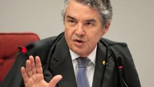 Marco Aurélio critica Toffoli: 'É coordenador e não superior hierárquico'